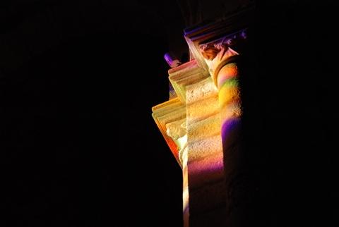 Luz de cor