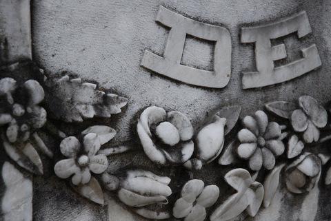 Flores de pedra